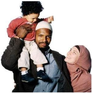 Thank Allah to give me a peaceful family life